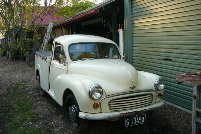 1956 Morris 1956