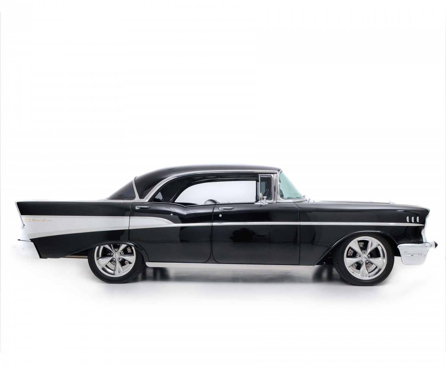 1957 Chevrolet Bel Air 4 Door Hard Top