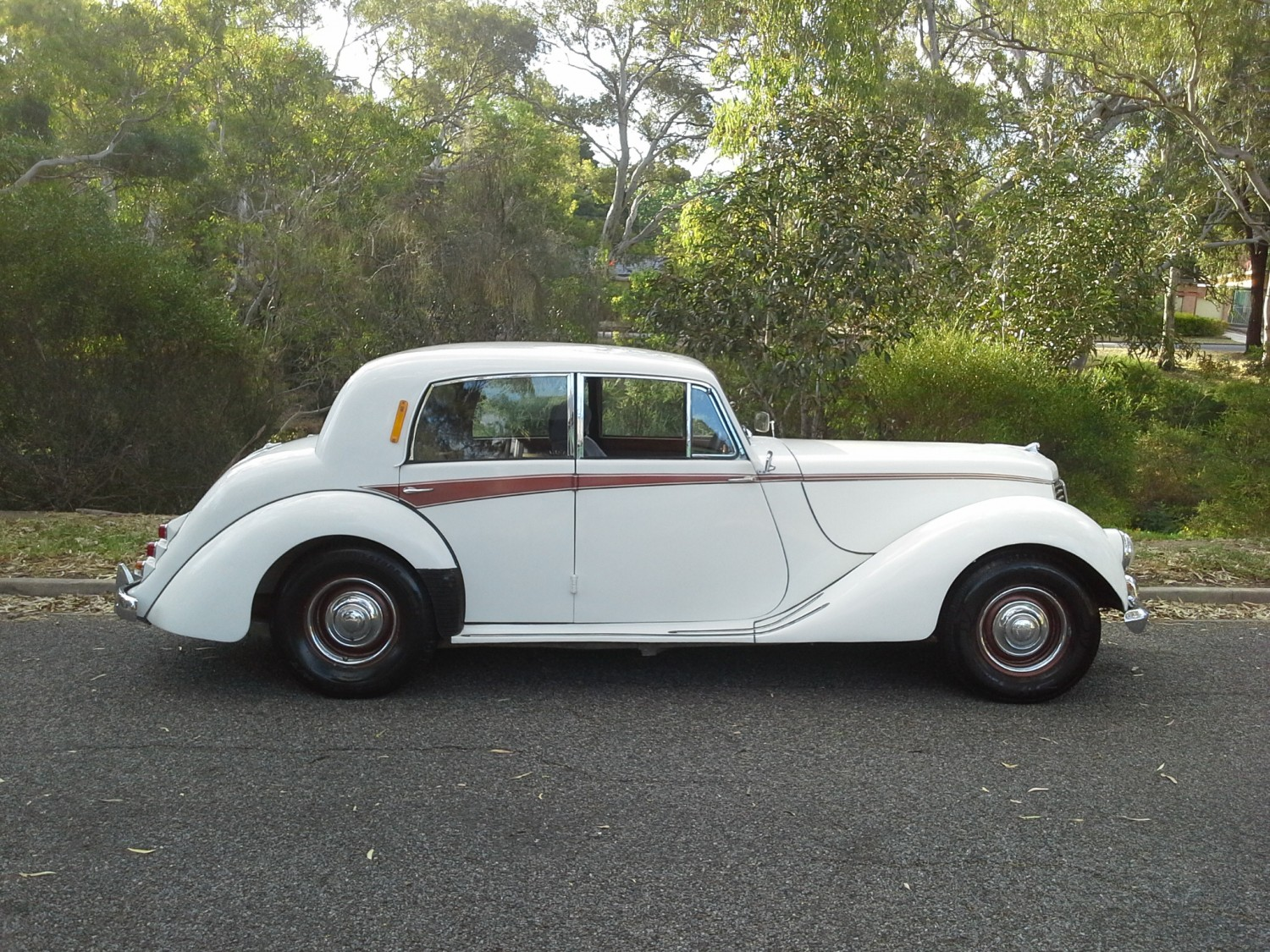 1951 Armstrong Siddeley Whitley