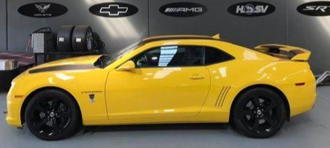 2012 Chevrolet CAMARO 2SS RS