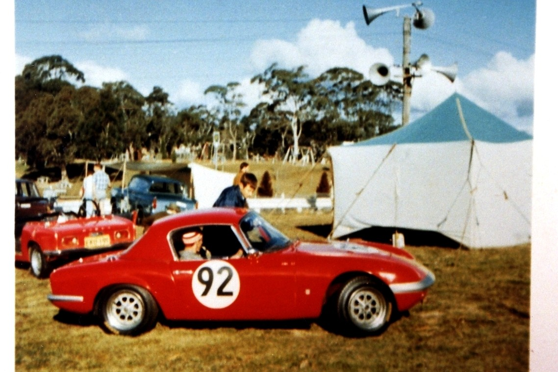 1964 lotus elan s2 motor memories competition shannons for Motor vehicle open on saturday