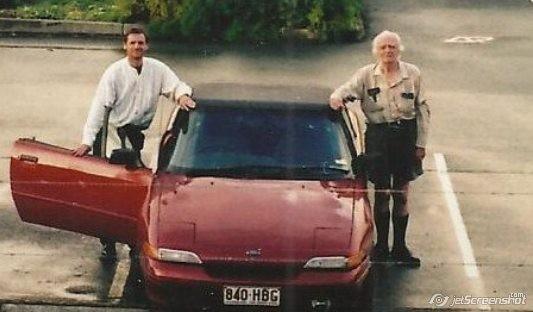 1989 Ford CAPRI