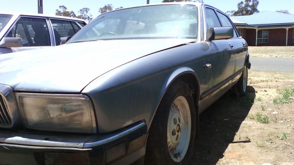 1988 Jaguar XJ6 3.2