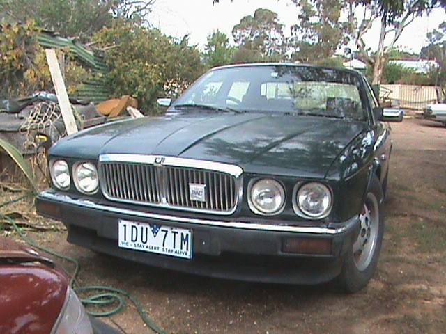1991 Jaguar XJ6