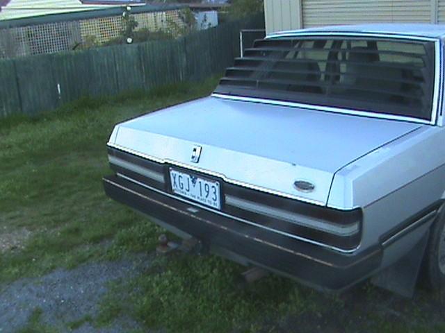 1988 Ford DA LTD