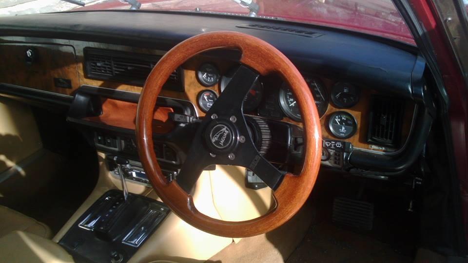 1980 Jaguar XJ6