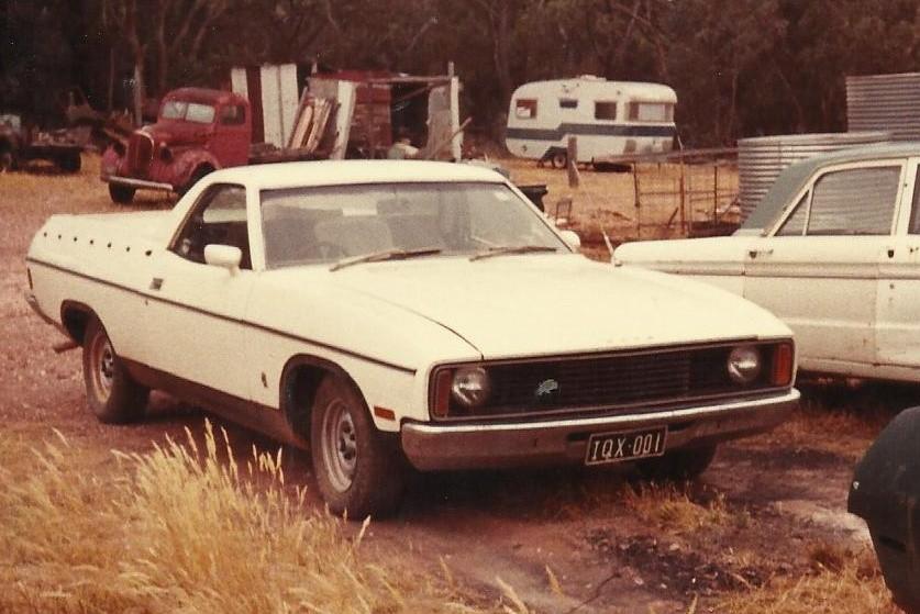 1975 Ford XB