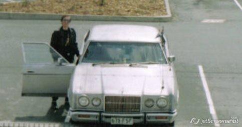 1977 Ford LTD SILVER MONARCH