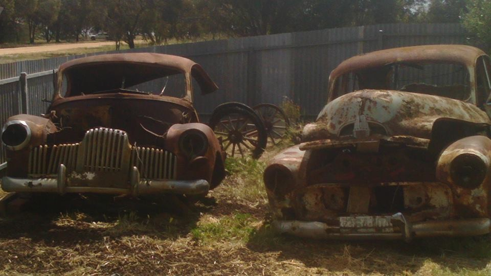 1948 Holden 48/215