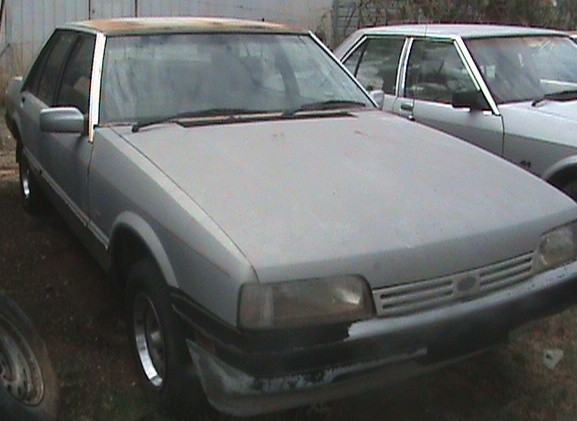 1986 Ford XF S Pack