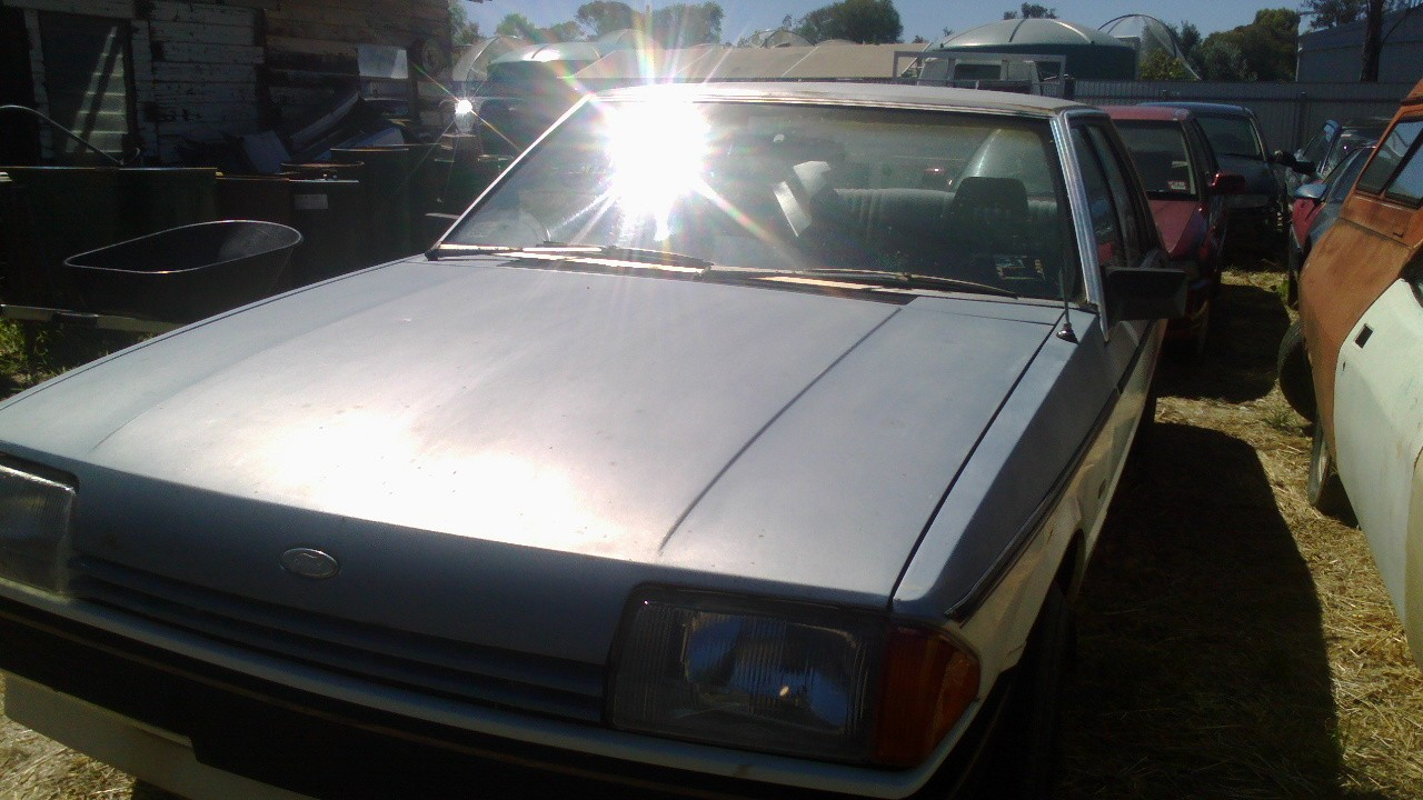 1982 Ford XE Eclipse