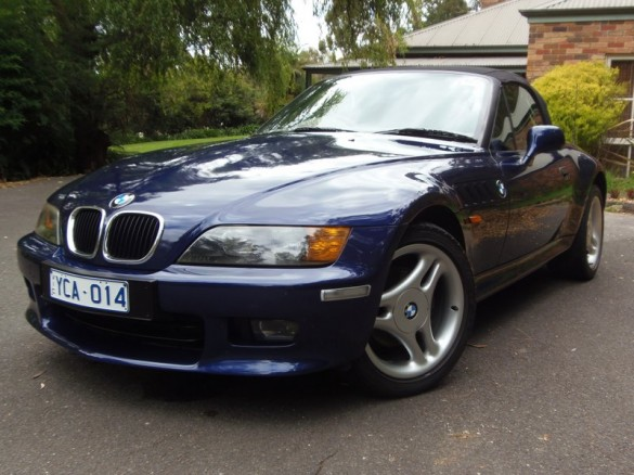 1997 Bmw Z3 2 8 Lutonmanor Shannons Club