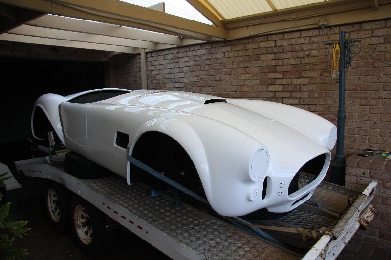 1966 AC Cobra Cobra