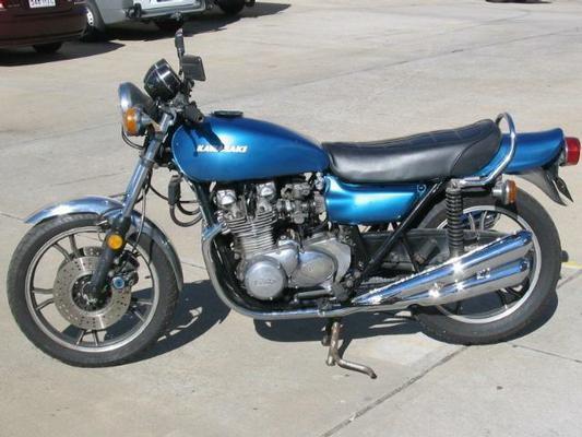 1972 Kawasaki Z1-900B