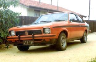 1976 Holden LX SS