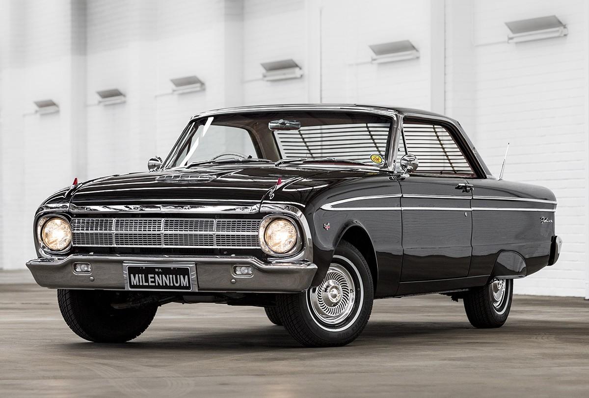 1964 Ford XM FUTURA HARDTOP