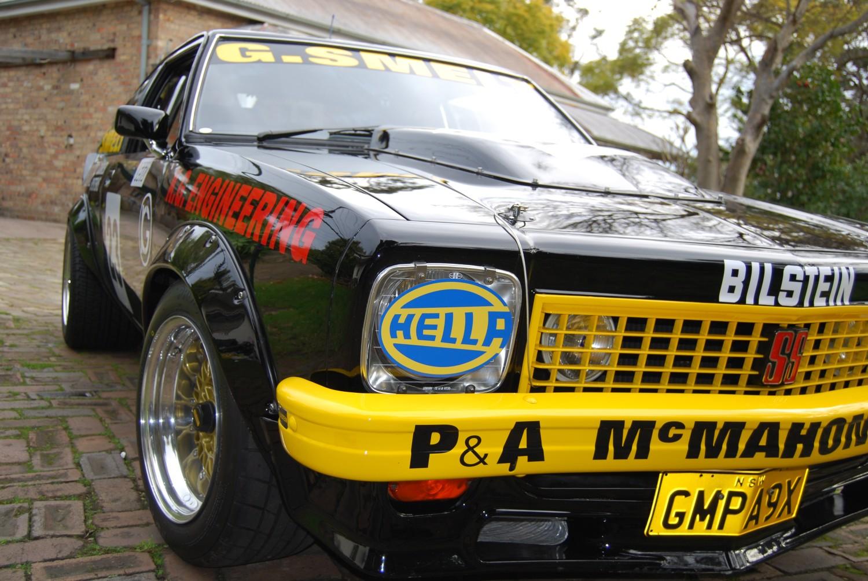 1977 Holden GMP&A A9X Group C Race Car