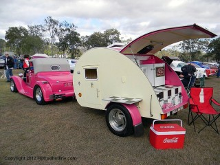 1950 Homemade? Teardrop Camper