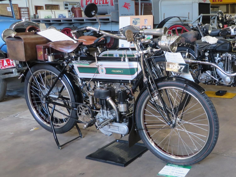 1907 Triumph 3 1/2 Horsepower