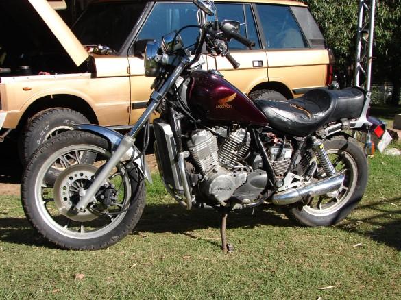 1984 honda nv400 hotandzee shannons club rh shannons com au honda nv 400 workshop manual Honda NTV