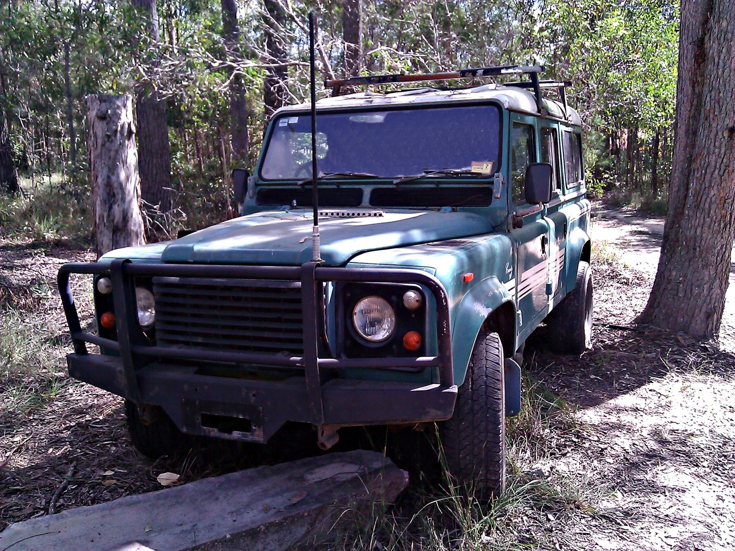 1985 Land Rover 3.9 COUNTY (4x4)