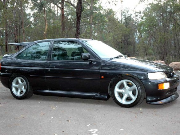 1994 ford escort rs cosworth ruffles shannons club. Black Bedroom Furniture Sets. Home Design Ideas
