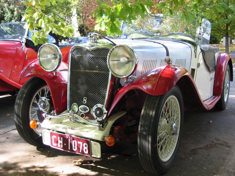 1935 Singer Le Mans