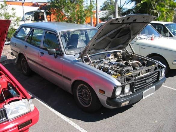 1977 Toyota Corona - Clancey