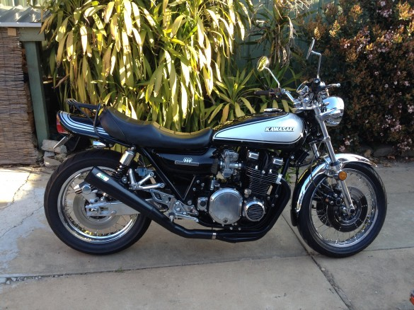 1974 kawasaki z1 900 grap1955 shannons club. Black Bedroom Furniture Sets. Home Design Ideas
