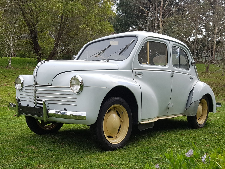 1953 Renault 750 (4CV)