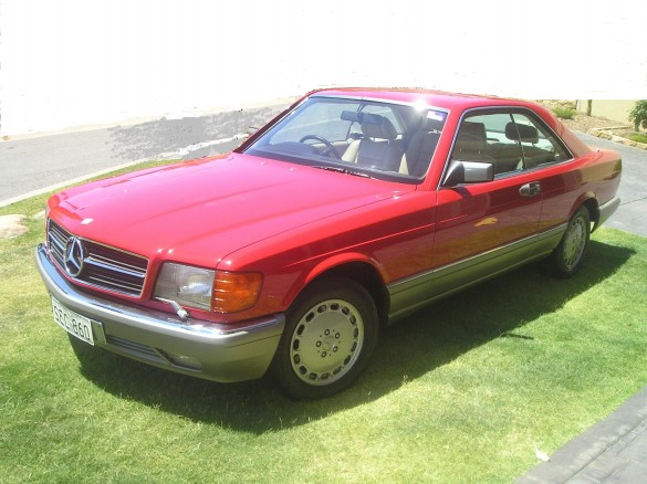 1986 mercedes benz 560 sec mymerc560 shannons club for 1986 mercedes benz 560 sec