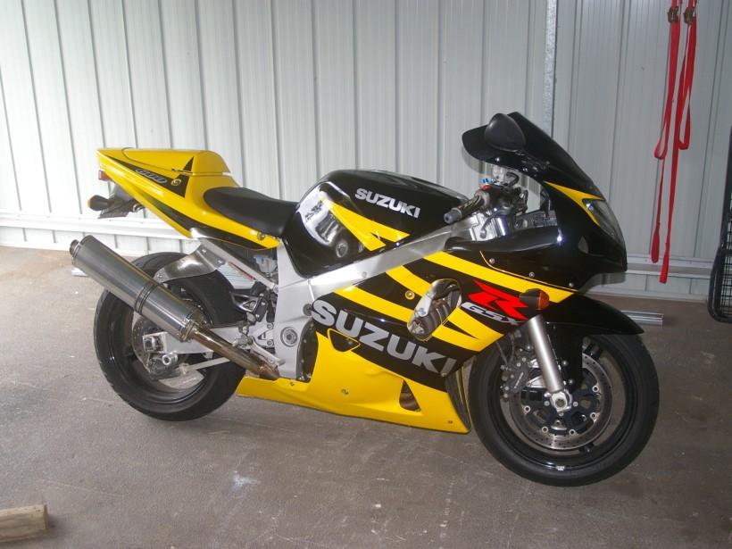 2003 Suzuki gsxr600