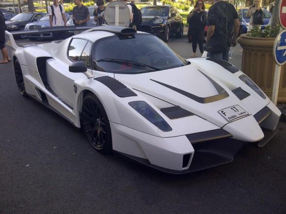 2010 ferrari mig 1custom enzo - Ferrari Enzo 2010