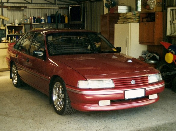 Car Auctions Ny >> 1990 Holden Commodore VN SS - Drewie - Shannons Club