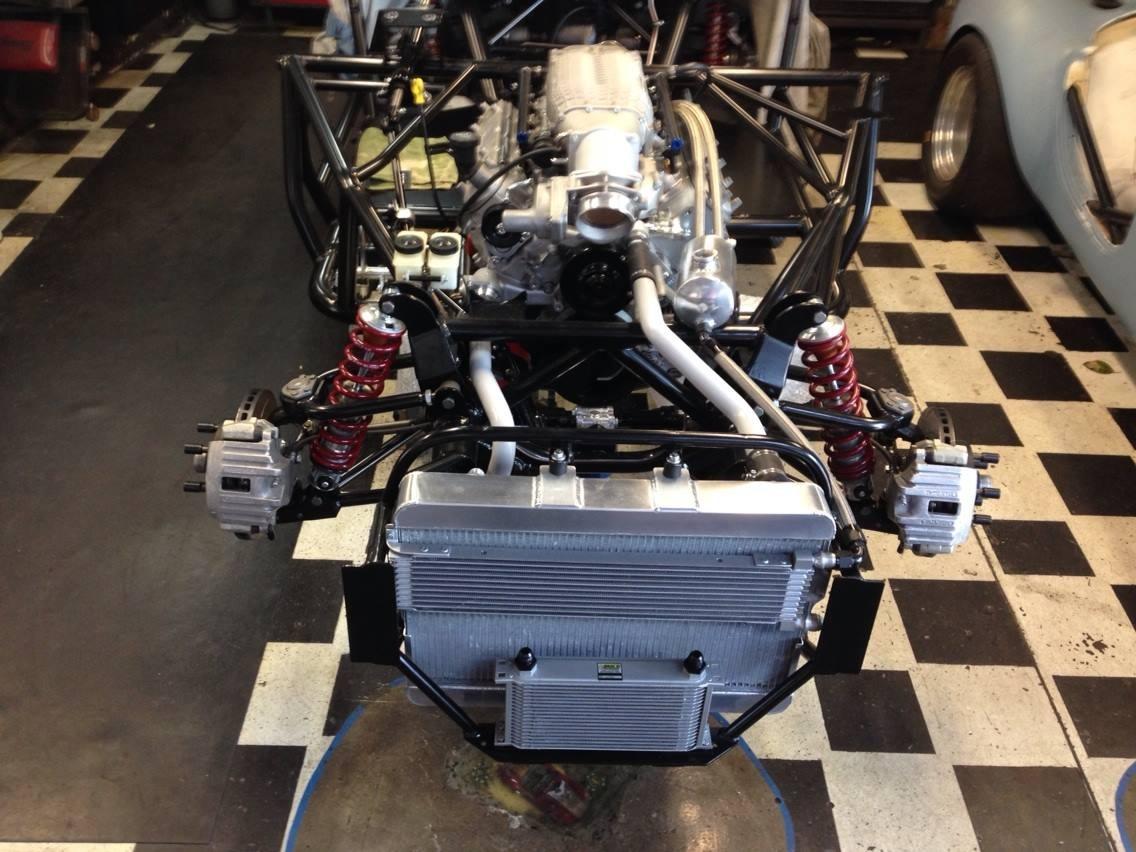 2013 AC Cobra Gv Automotive