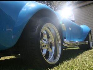 2008 AC Cobra DRB