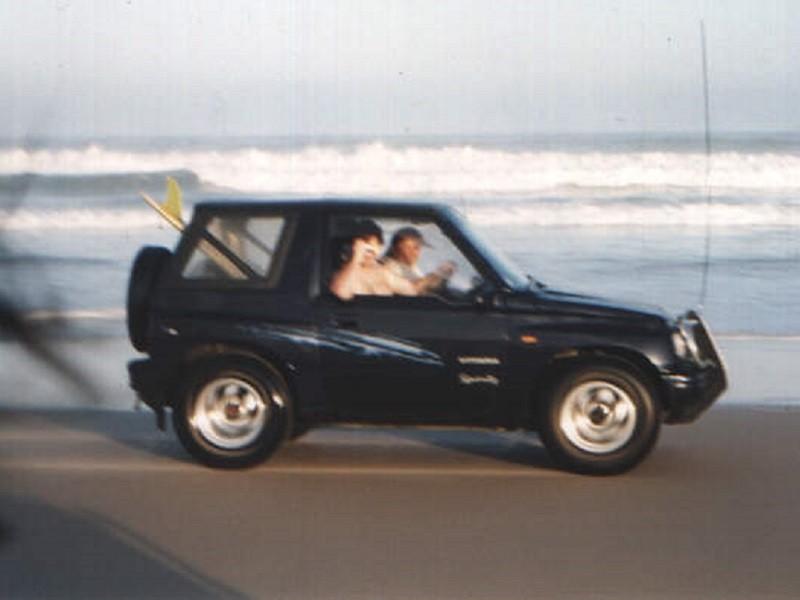 1995 Suzuki VITARA