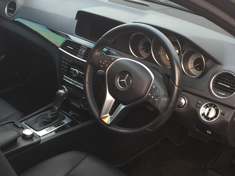 2011 Mercedes-Benz 250 C