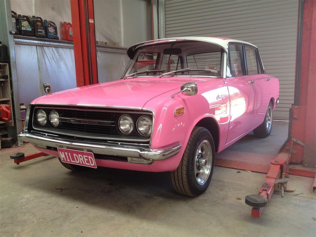 1967 Toyota Corona - DavidRawnsley - Shannons Club