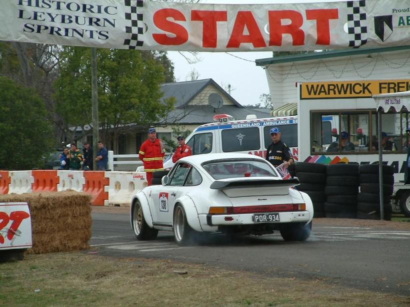 1977 Porsche Replica of very rare factory racing RSR 934