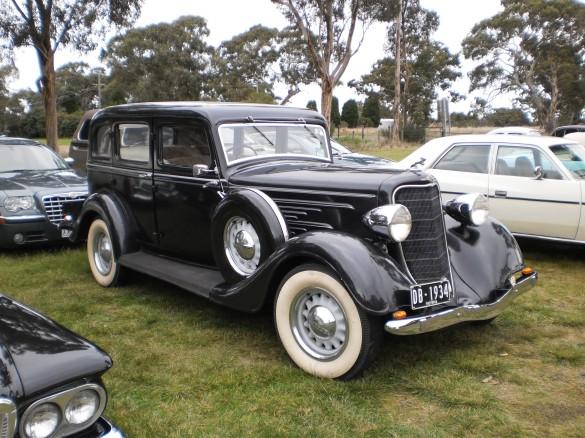 1934 Dodge Dr Kjl1950 Shannons Club