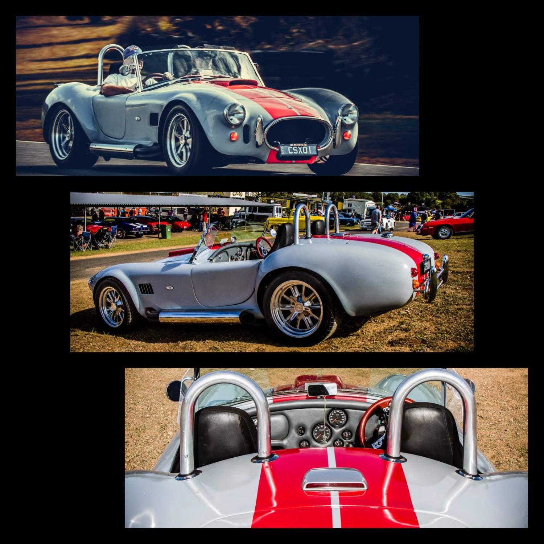 1965 AC Cobra venom motorsport