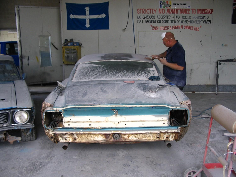 1969 Ford Torino GT Sportsroof(fastback) - dynodave
