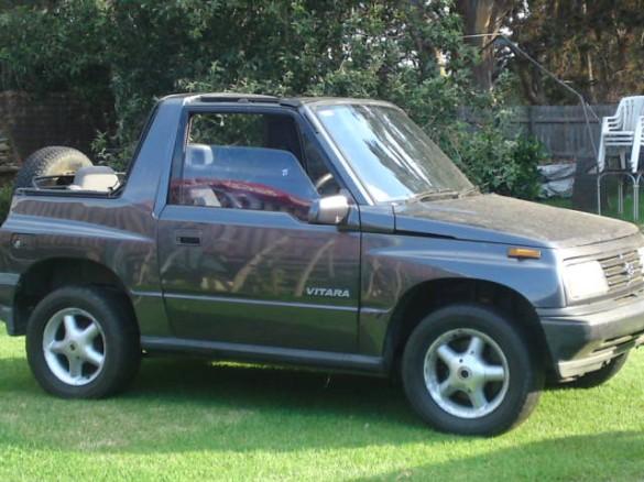 Suzuki Tcobra For Sale
