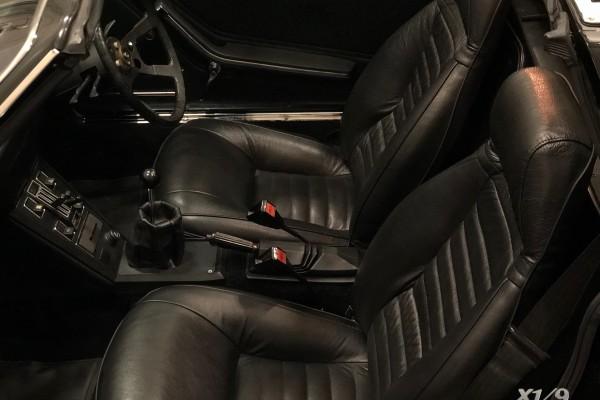 1978 Fiat X1/9 (Black Series 1 Turbo)