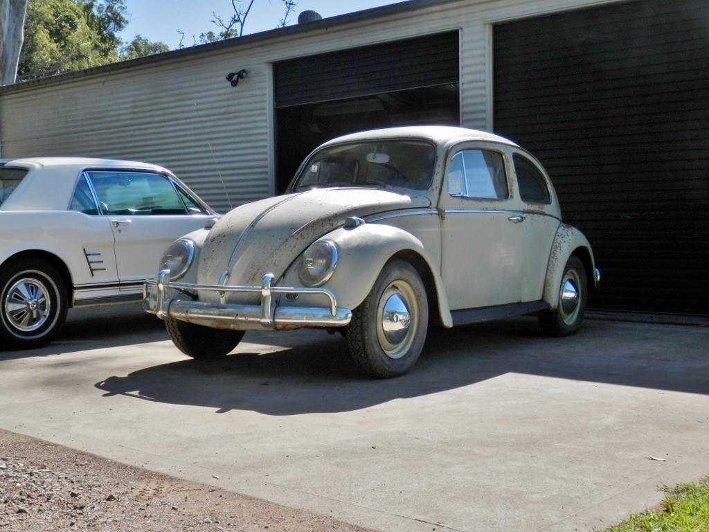 1966 Volkswagen 1300 Deluxe