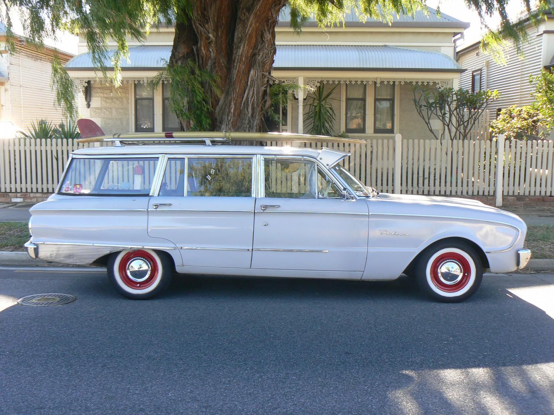 1960 Ford FALCON