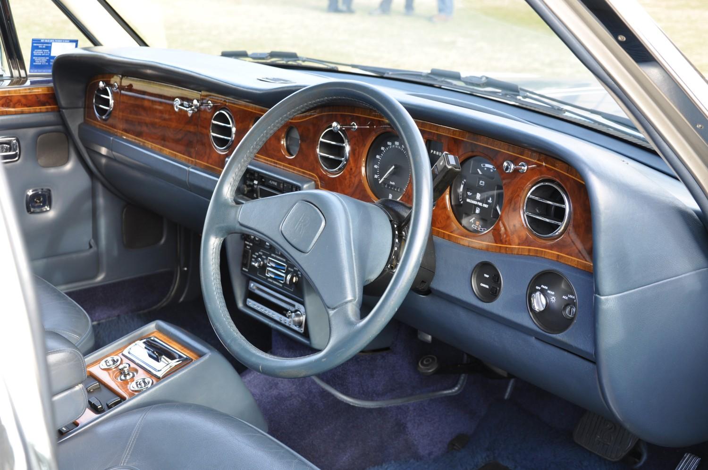 1990 Rolls Royce Silver Spirit Ii Spirit Shannons Club