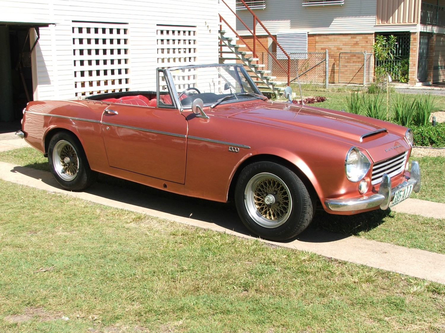 1967 Datsun Fairlady Sp311 Gidster Shannons Club