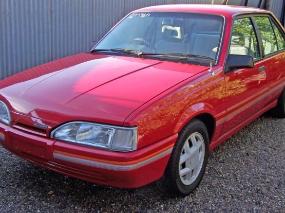 1984 Holden Camira Sli 2000 Mgracer29 Shannons Club